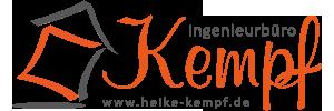 Logo des Ingnenieurbüros Heike Kempf